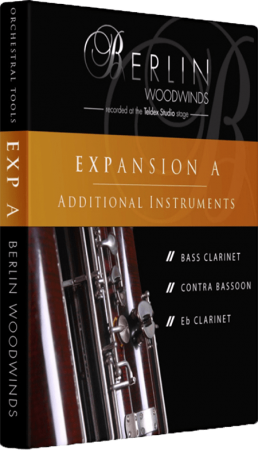 Orchestral Tools Berlin Woodwinds EXP A KONTAKT