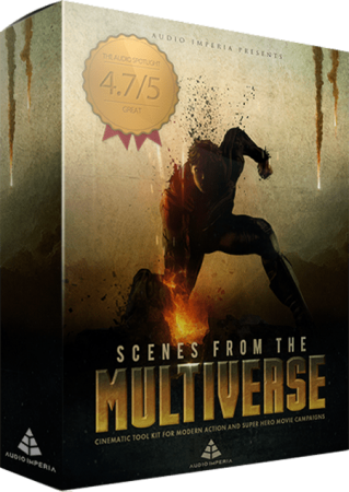 Audio Imperia Scenes From The Multiverse Vol.1 KONTAKT