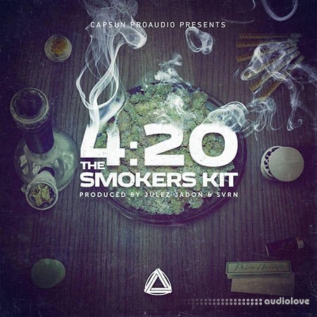 Capsun ProAudio 4:20 The Smokers Kit Vol.1 WAV