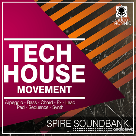 Studio Tronnic Tech House Movement Synth Presets