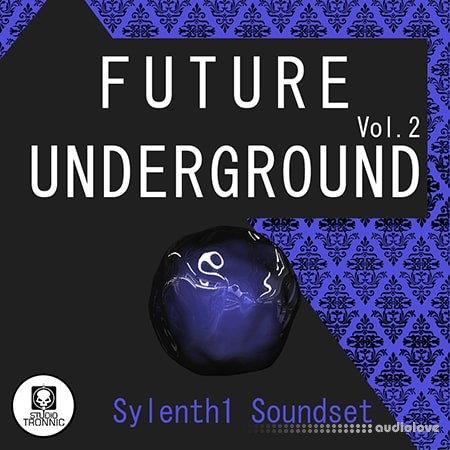 Studio Tronnic Future Underground Vol.2 Synth Presets
