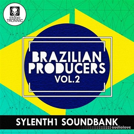 Studio Tronnic Brazilian Producers Vol.2 Synth Presets