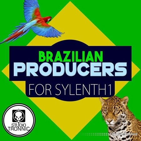 Studio Tronnic Brazilian Producers Synth Presets
