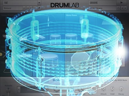 Groove3 Drumlab Explained TUTORiAL