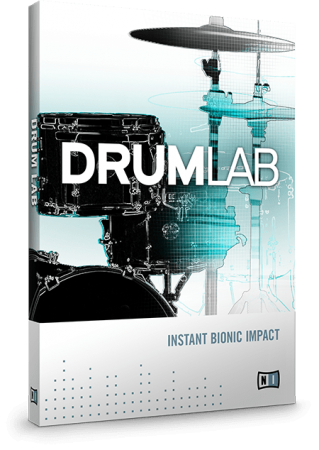 Native Instruments Drumlab v1.2 KONTAKT