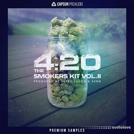 Capsun ProAudio 4:20 The Smokers Kit Vol.2 WAV