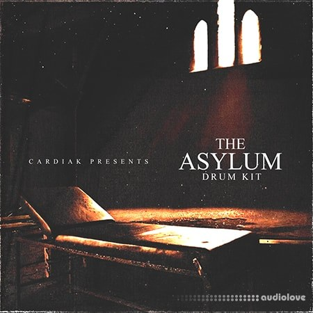 Cardiak Asylum The Drumkit WAV MiDi