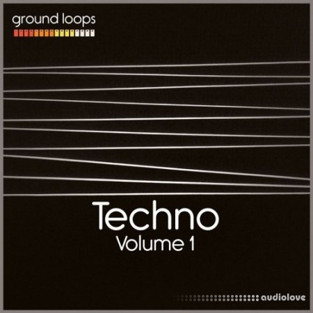 Ground Loops Techno Volume 1 WAV AiFF