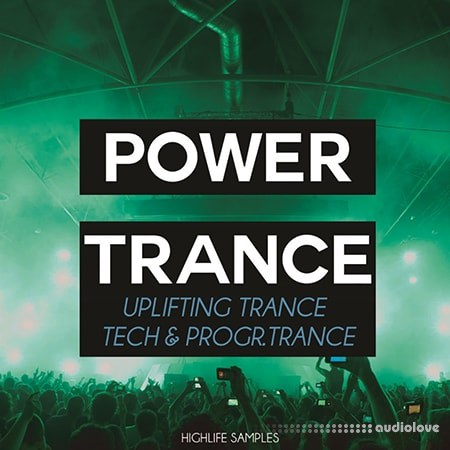 Highlife Samples Power Trance WAV MiDi Synth Presets
