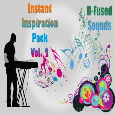 D-Fused Sounds Instant Inspiration Pack Vol.2 WAV