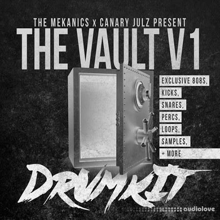 The Mekanics x Canary Julz The VAULT WAV