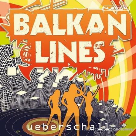 Ueberschall Balkan Lines Elastik
