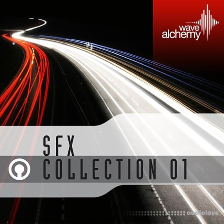 Wave Alchemy SFX Collection Vol.1 MULTiFORMAT