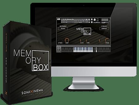 Sonixinema Memory Box KONTAKT