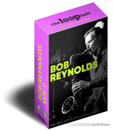 The Loop Loft The Bob Reynolds Loop Collection Vol.2 WAV