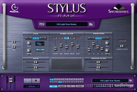 Spectrasonics Stylus RMX v1.9.8c WiN MacOSX