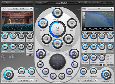 2C Audio Aether v1.6.0 WiN MacOSX