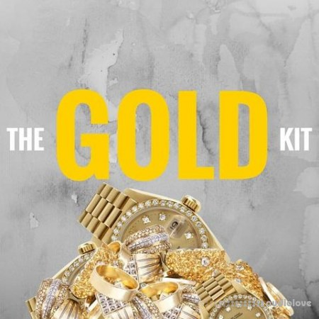 MONEYMVKVZ The Gold Kit WAV