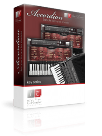 Ilya Efimov Accordion KONTAKT