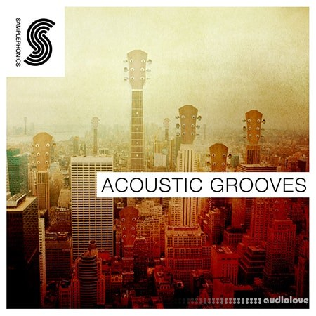 Samplephonics Acoustic Grooves ACiD WAV