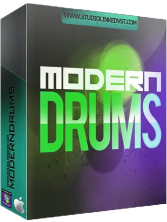 StudioLinkedVST Modern Drums Workstation WiN MacOSX