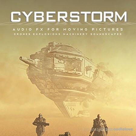Zero-G Cyberstorm MULTiFORMAT