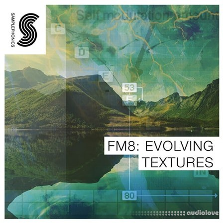 Samplephonics FM8 Evolving Textures Synth Presets
