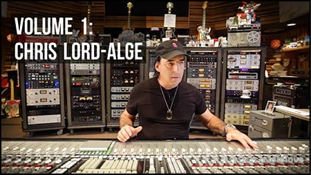 Audio Legends Chris Lord Alge Mixing Course TUTORiAL
