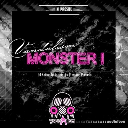 Vandalism Monster Synth Presets