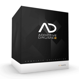 XLN Audio Addictive Drums 2 Complete