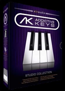XLN Audio Addictive Keys Complete