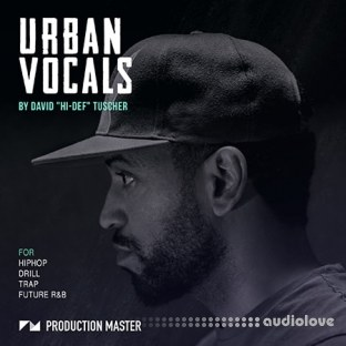 Production Master Urban Vocals