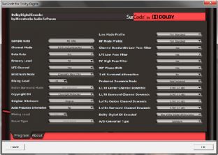Minnetonka SurCode Dolby Digital 5.1 Encoder