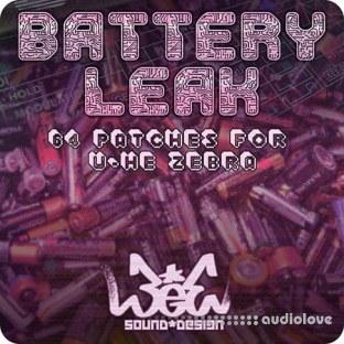 3ee-Sound Design Battery Leak Soundset