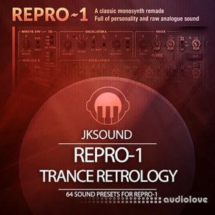 JK Sounds Trance Retrology