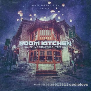 Julez Jadon Boom Kitchen Drums From The Gutter