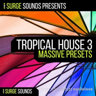 Surge Sounds Tropical House 3