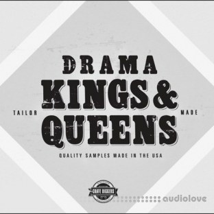 Crate Diggers Drama Kings and Queens