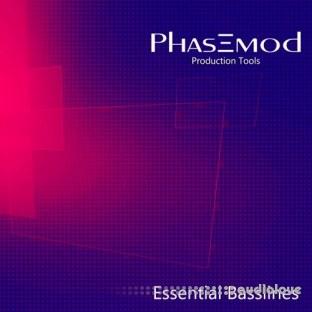 Phasemod Essential Basslines