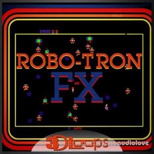 3D Loops Robo-Tron FX