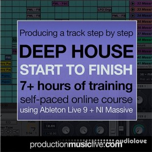Production Music Live Deep House Track From Start To Finish