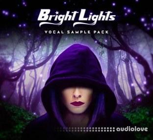 Splice Bright Lights Vocal Sample Pack