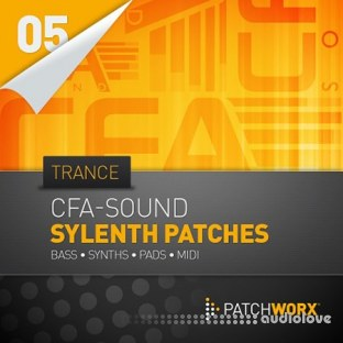 Loopmasters Patchworx 05 CFA Sound Trance Sylenth Presets