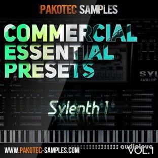 Pakotec Commercial Essential Presets For Sylenth1 Vol.1