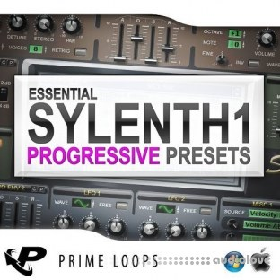 Prime Loops Tech House Presets for Sylenth1