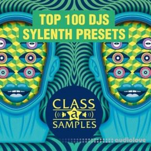 Class A Samples Top 100 DJs Sylenth Presets