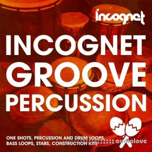 Incognet Groove Percussion