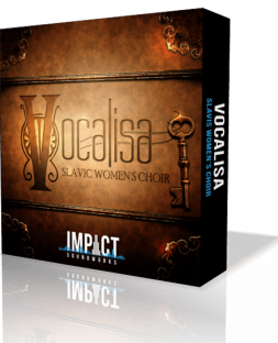 Impact Soundworks Vocalisa Slavic Womens Choir