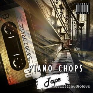 Kryptic Samples Piano Chops Tape