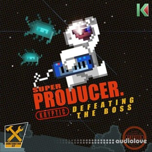 Kryptic Samples Super Producer Defeating The Boss
